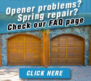 Extension Springs Repair - Garage Door Repair Fort Lauderdale, FL
